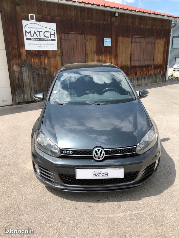 Volkswagen Golf 6 2.0 Tdi 170cv GTD
