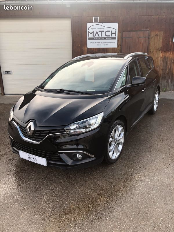 Renault Grand Scenic IV Business 1.6 Dci 130cv Energy 7 Places
